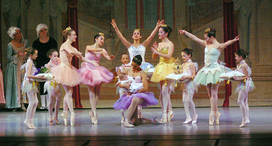 CODA Sleeping Beauty Ballet