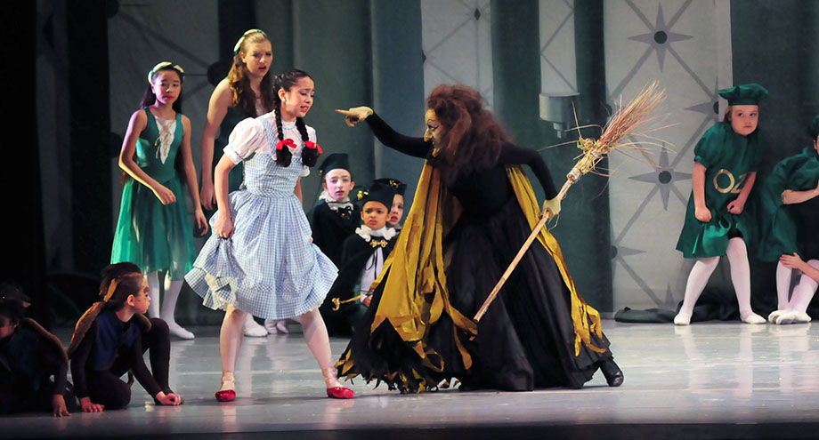 The Wonderful Wizard of Oz Ballet